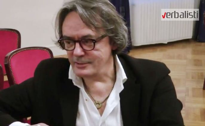 Sanja Ilic Balkanika gost Verbalista