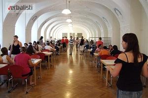 Letnja skola nemackog (12-17) u Becu, kantina