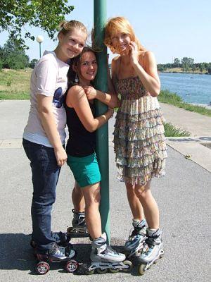 Zabava na Danube Island
