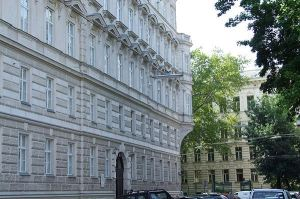 Zgrada škole Aktilingva u Beču