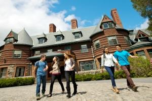 Kampus Kings koledža u Bostonu jedan je od najlepših u Novoj Engleskoj