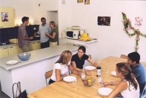 Studentska rezidencija Campus Central u školi Azurlingua u Nici