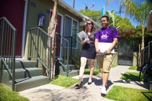 Studentska rezidencija u Los Anđelesu