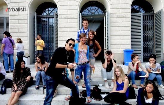 Kursevi italijanskog jezika u Italiji, Verbalisti u Milanu