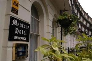 Hotel Menton je mali porodični hotel u centru Londona