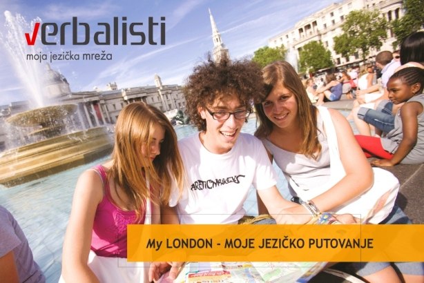Jezičko putovanje - My London
