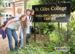 Foto sešn Verbalista pre časa, koledž St Giles Highgate