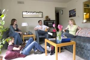 Boravak u porodici prilika je da vežbate engleski