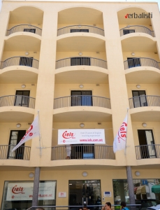 Letnja skola engleskog na Malti, skolska zgrada