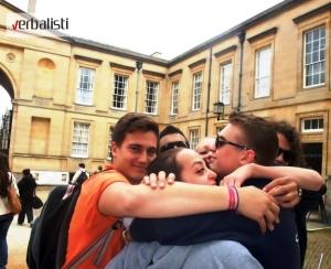 Letnja skola jezika u Engleskoj, Verbalisti