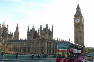 Vestminster sa Parlamentom i Big Benom