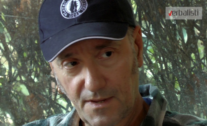 Vlatko Stefanovski, gost Verbalista i emisije Speak Your Mind
