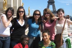 Škola organizuje obilaske pariskih znamenitosti