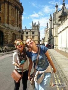 Polaznice jezicke mreze u Oksfordu
