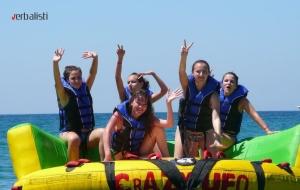 Vannastavne aktivnosti skole engleskog na Malti, Verbalisti