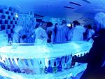 Absolut Ice Bar, Stockholm