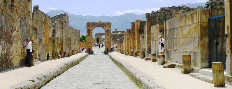 Antički grad Pompeja (Pompeii)