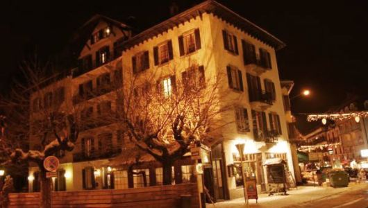 Chambre Neuf bar u Chamonix u Francuskoj