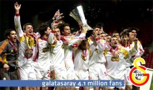 Galatasaraj Facebook strana sa 4,1 milion fanova
