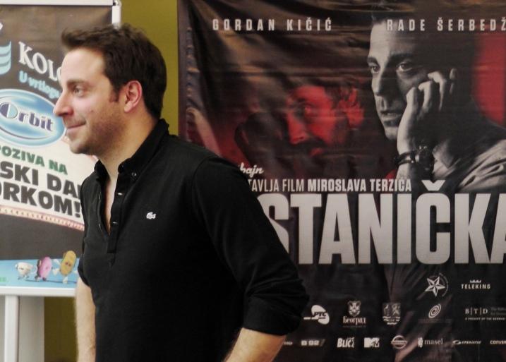 Gordan Kicic i film Ustanicka ulica