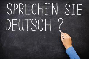 Govoris li nemački, Sprechen sie Deutsch