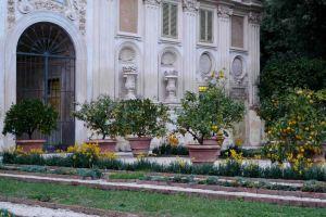 Predivna bašta vile Borgeze