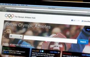 Pratite Olimpijadu 2012 na Facebooku i Twitteru