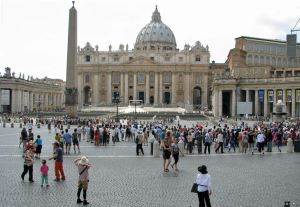 Vatikan i trg Svetog Petra