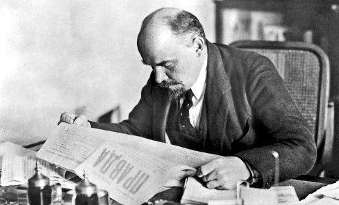 Vladimir Ilič Lenjin (Wladimir Iljitsj Lenin)