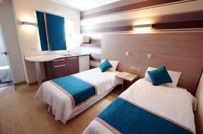 Dvokrevetna soba, Days Inn Hotel, Verbalisti