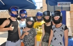 Freestyle program na Malti, karting