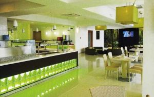 Restoran hotela Rocca Nettuno