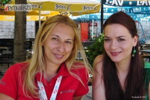 Elina Duni dzez pevacica