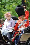 Kraljica Elizabeta II i njen suprug princ Filip