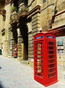 Letovanje na Malti i crvene telefonske govornice