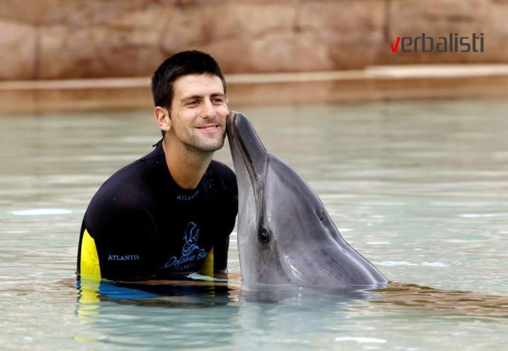 Novak Djokovic, prvak u tenisu i majstor za preokrete