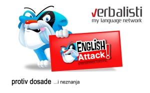 Verbalisti i English Attack! protiv dosade i neznanja