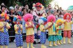 Decja karnevalska povorka u Vrnjackoj Banji