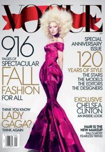 Vogue na 916 stranica sa Lejdi Gagom na naslovnoj strani