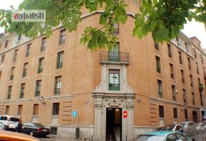 Zgrada skole Don Kihot u Madridu, 2012