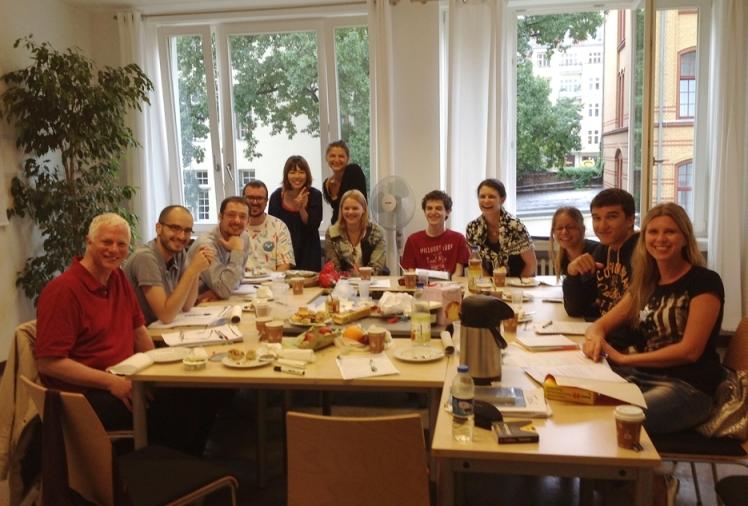 Kurs nemackog u Berlinu u skoli GLS