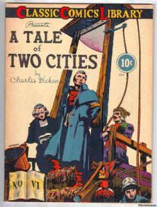 Priča o dva grada Čarlsa Dikensa