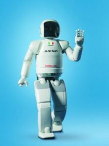 Robot Asimo u Srbiji