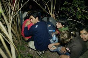 Turisti kao ilegalni imigranti