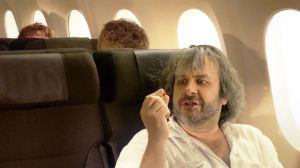 "Air New Zealand spot ""An Unexpected Briefing"""