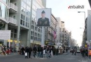 Bivše kontrolno mesto-prelaz Čarli (Checkpoint Charlie)