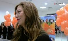 Branka Katic na premijeri filma Cerka najboljeg prijatelja