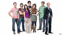 Nemacki jezik, glumci serije Jojo sucht das Glück