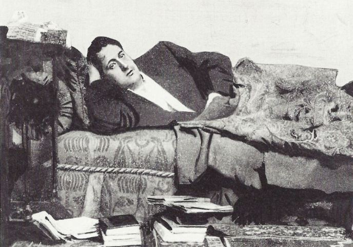 francuski pisac Guillaume Apollinaire