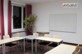Izgled učionice koledža GLS u Berlinu